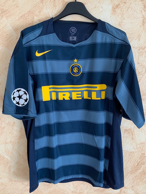 Internazionale FC Shirt Collection