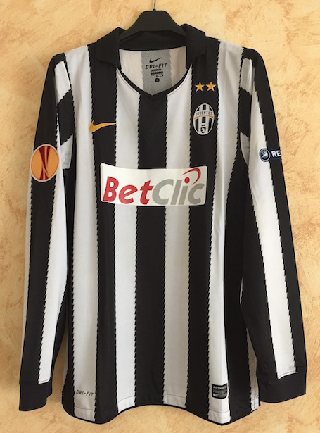 8b0b995b007 10 Alessandro Del Piero - issued for a Europe League match