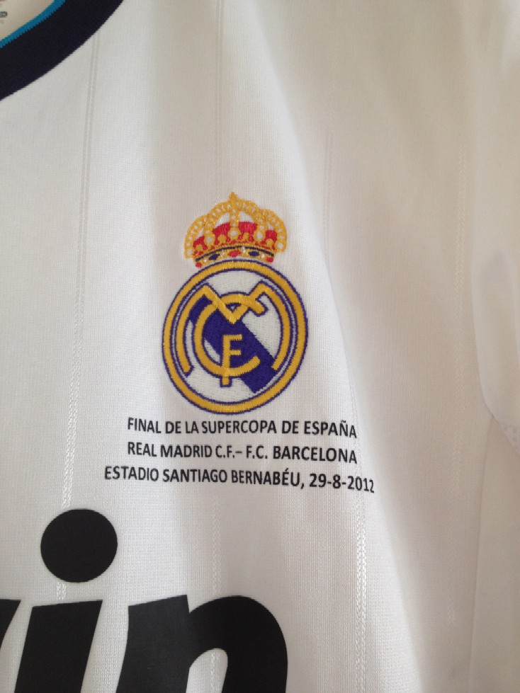 40d188c18f6 8 Kaka  - issued for Supercup final  12 vs Barcelona - 29.08.2012