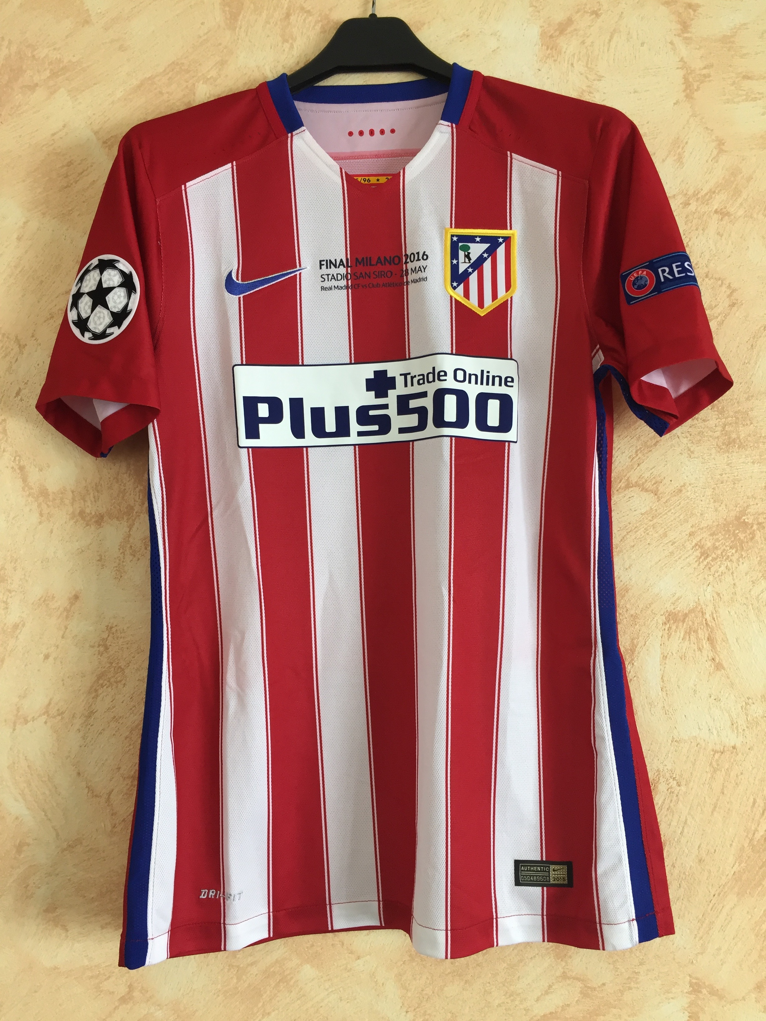 new products fb7be b08b8 ATLETICO MADRID F.C. SHIRTS