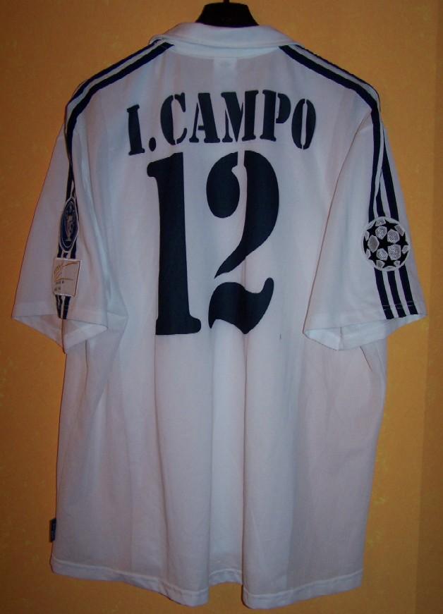 cdf76363cb4 12 I. Campo (centenary shirt) Champions League